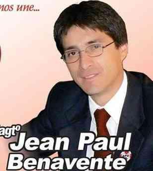 Ing Jean Paul Benavente