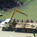 Rescate del Vehiculo del Alcalde Rosalio Sanchez