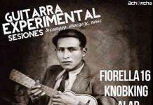 Concierto de Guitarra Experimental en Cusco