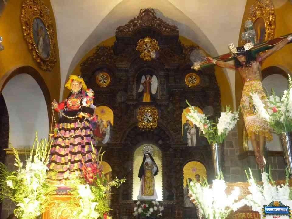 Procesion de la Virgen del Eosario Cusco 4
