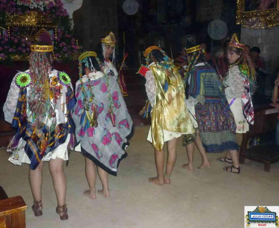 Procesion de la Virgen del Eosario Cusco 5