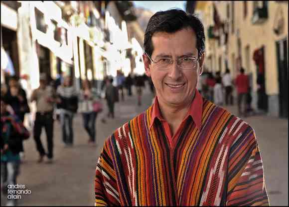 Alcalde de Cusco  - Carlos Moscoso