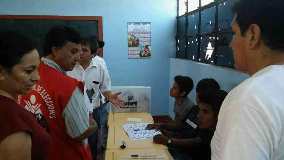 Elecciones 2016 cedula marcada a favor de keiko (5)
